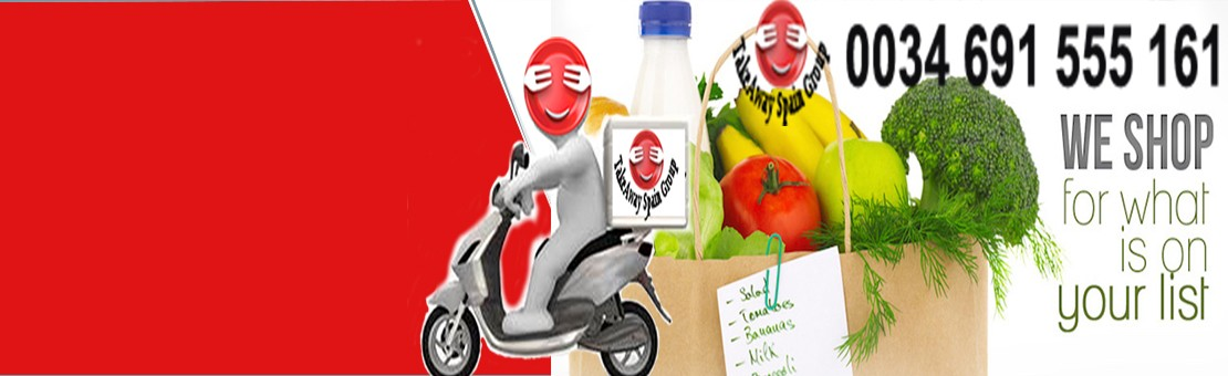 Compras a Domicilio España - Reparto de Compras | Supermercado